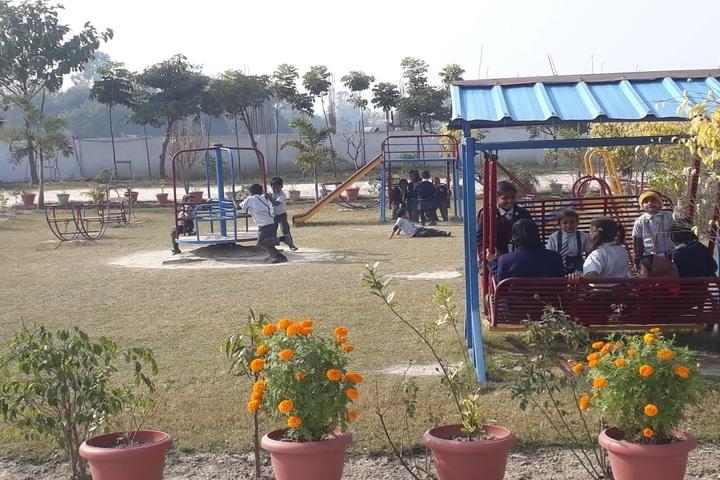 Lord Budha National Public School-Playground