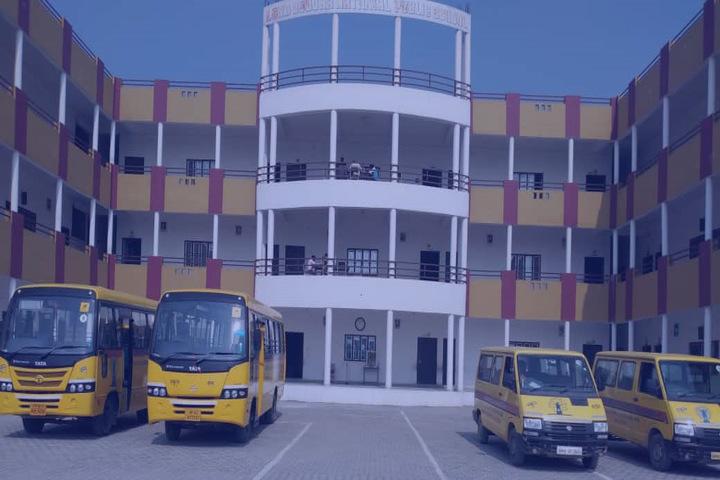 Lord Budha National Public School-School Building