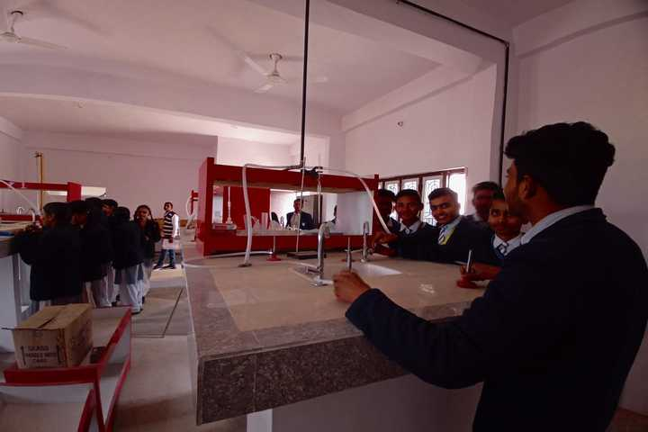 Lord Budha National Public School-Science Lab