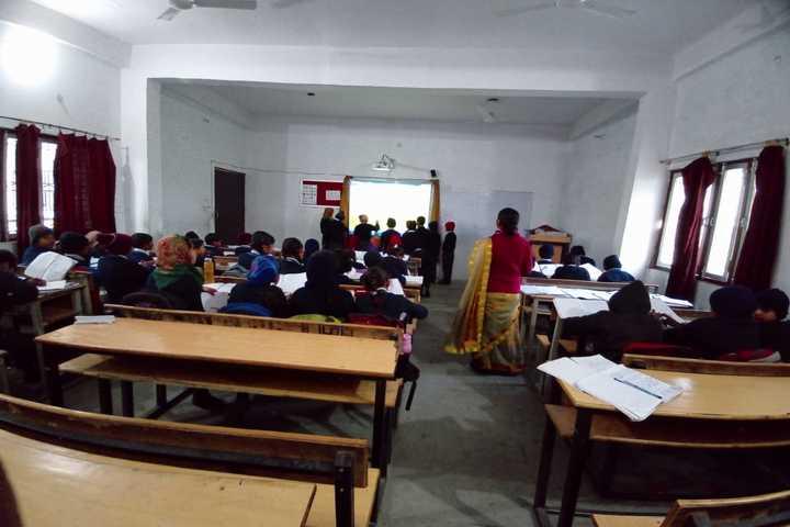 Lord Budha National Public School-Smart Classroom