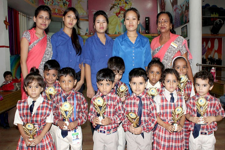 Lord Krishna Educational Junior High School-Award Presentation