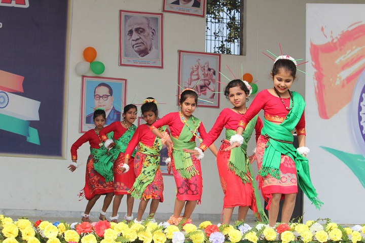 Lord Krishna Educational Junior High School-Cultural Program