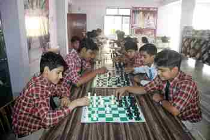 Lord Krishna Educational Junior High School-Indoor Games