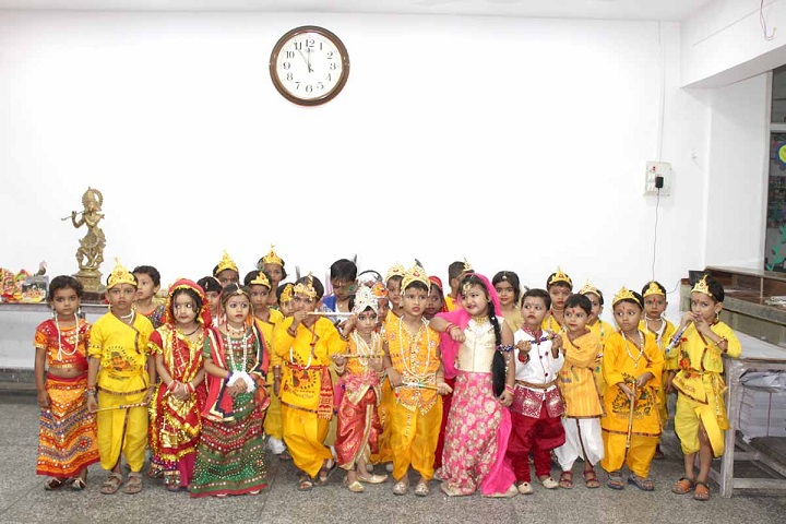 Lord Krishna Educational Junior High School-Janmashtami Celebration