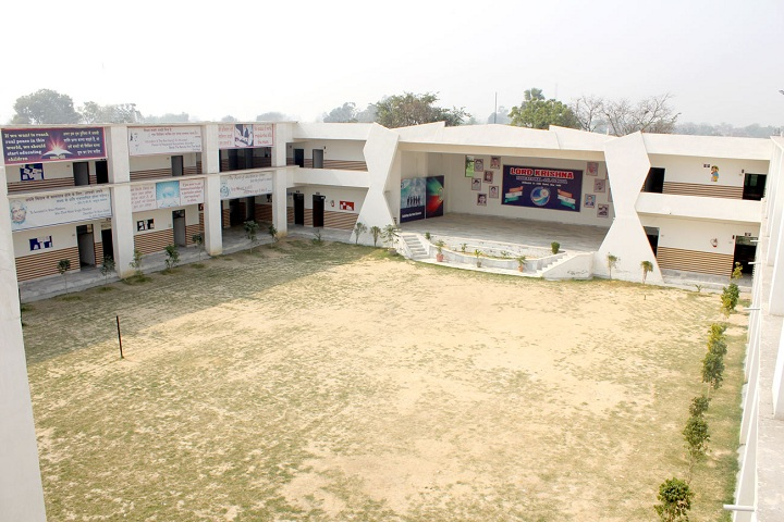Lord Krishna Educational Junior High School-PlayGround