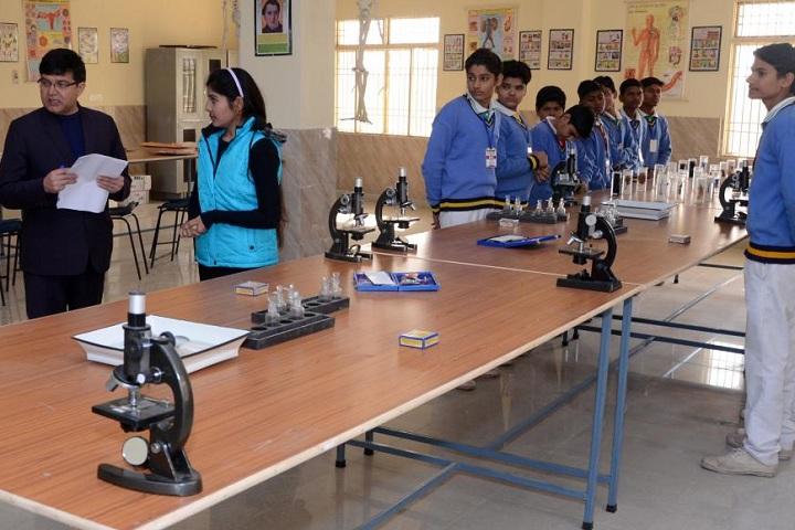 Lord Krishna Public School-Biology Lab