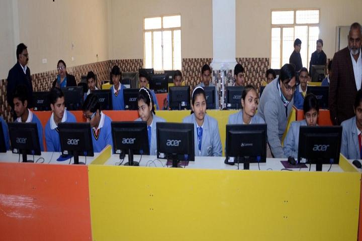 Lord Krishna Public School-Computer Lab