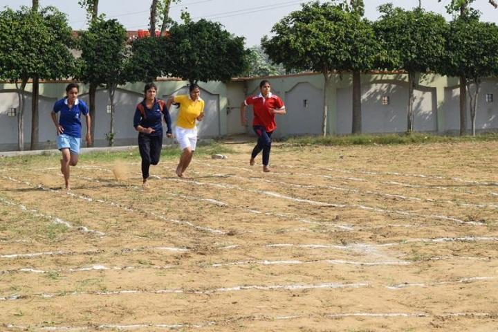 Lord Krishna Public School-Games