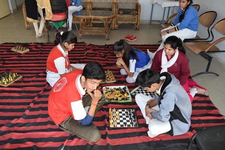 Lord Krishna Public School-Indoor Games