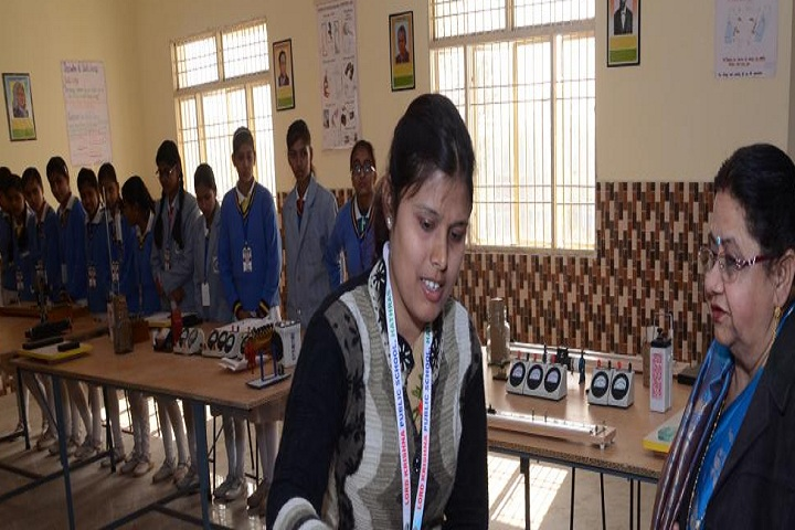 Lord Krishna Public School-Physics Lab