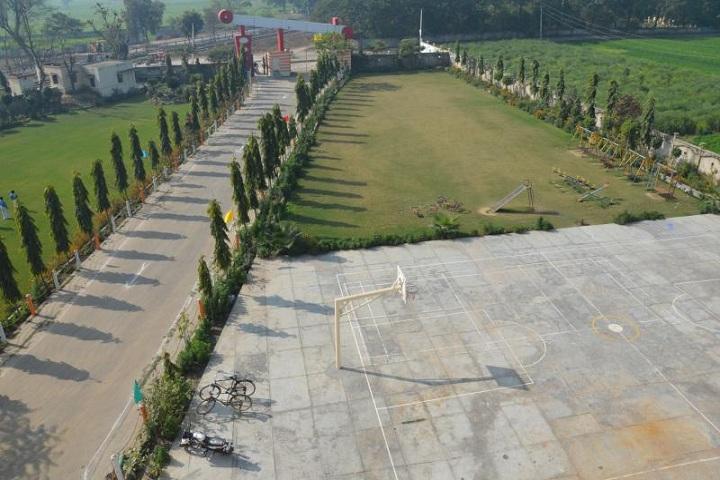 Lord Krishna Public School-Play Ground