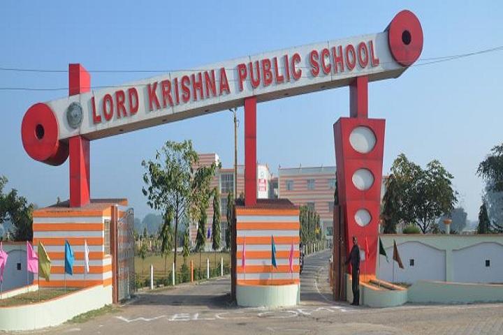Lord Krishna Public School-School Entrance