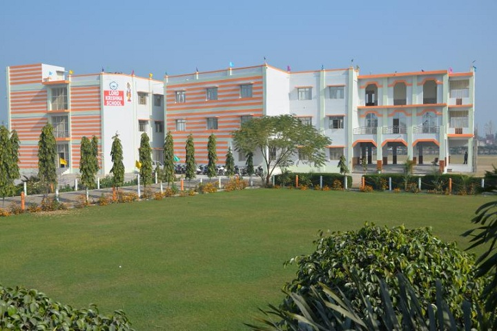 Lord Krishna Public School-School View