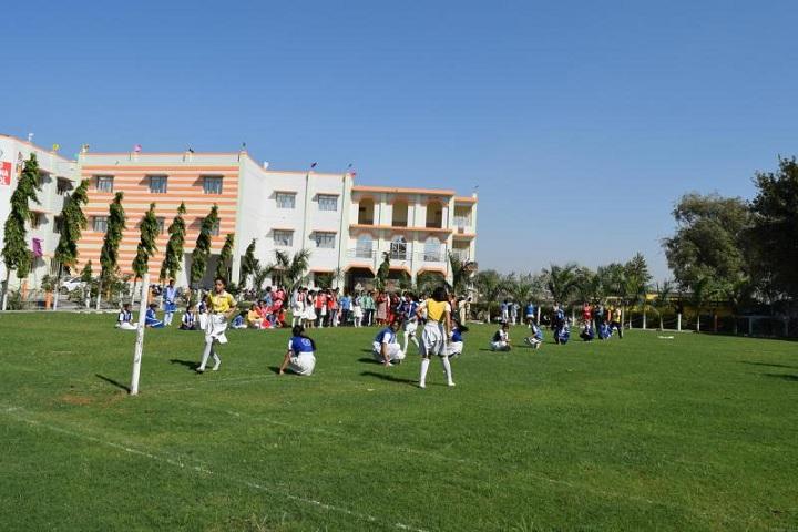 Lord Krishna Public School-Sports