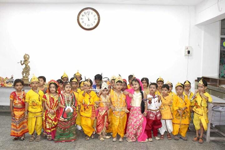 Lord Krishna Public School-Janmastami Celebrations