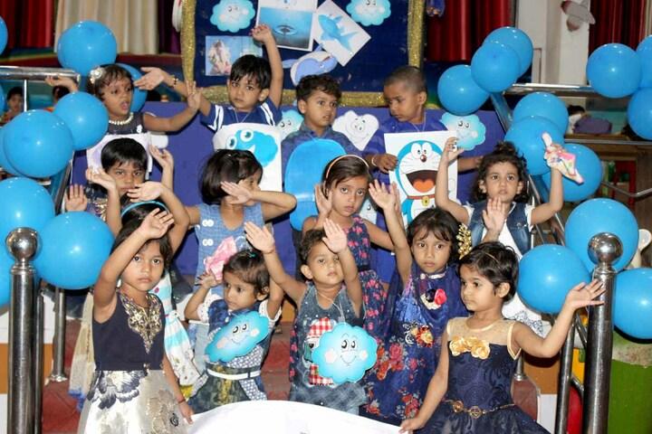 Lord Krishna Public School-Kids Event