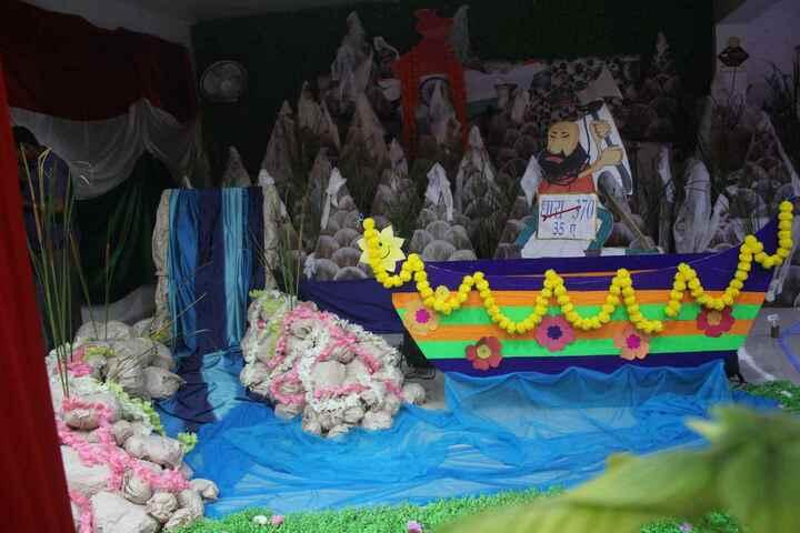 Lord Krishna Public School-Presentation