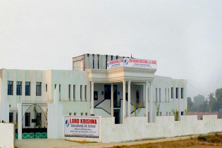 Lord Krishna Public School-School Building