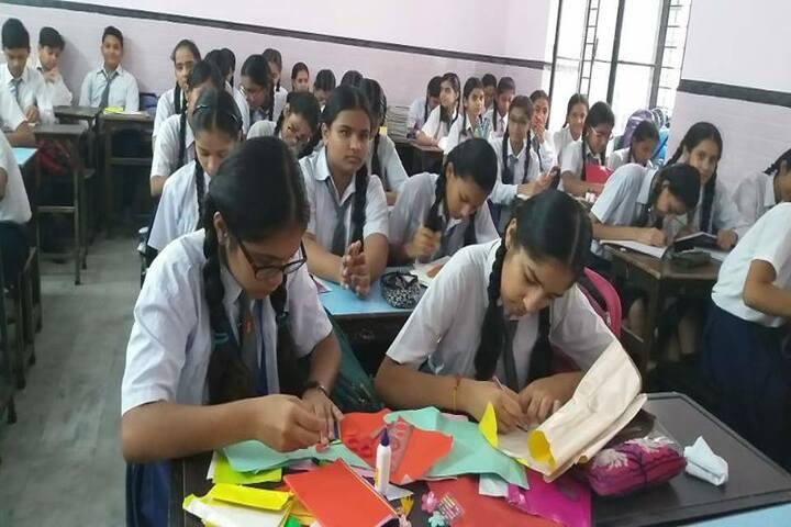 Lord Mahavira Academy-Classroom