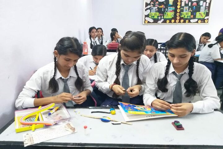 Lord Mahavira Academy-Craft