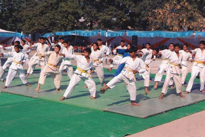 Lord Mahavira Academy-Karati