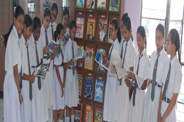 Lord Mahavira Academy-Library