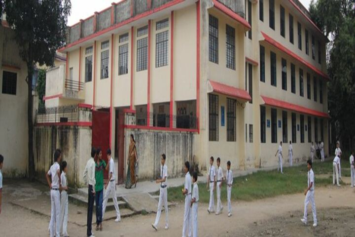 Lord Mahavira Academy-Play-Ground
