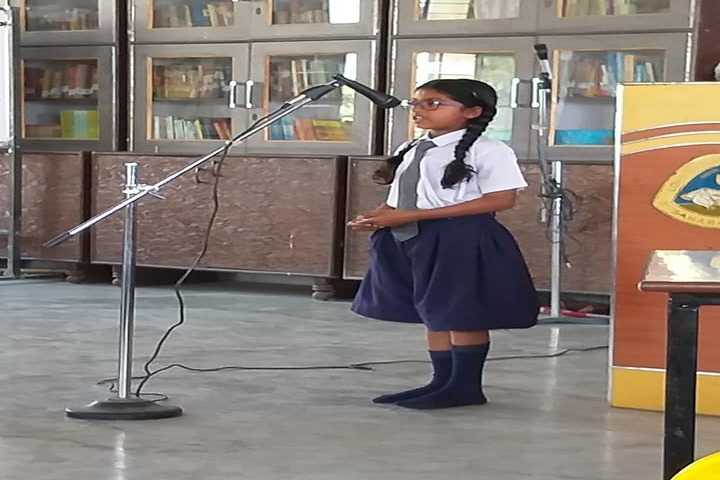 Lord Mahavira Academy-Singing