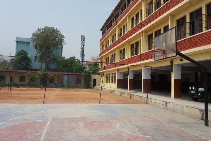 Lord Mahavira School-Basket Ball Court