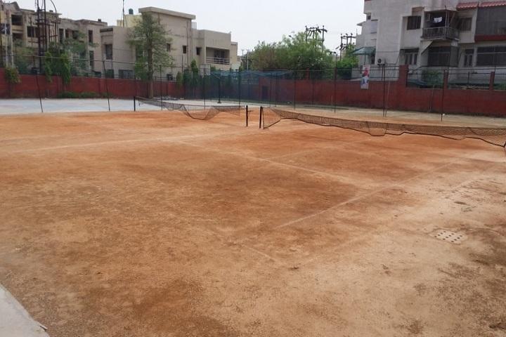 Lord Mahavira School-Playground