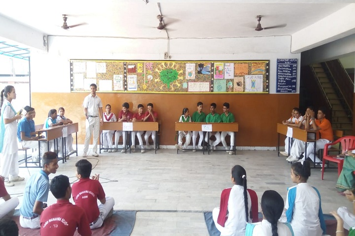 Lord Mahavira School-Quiz Competition