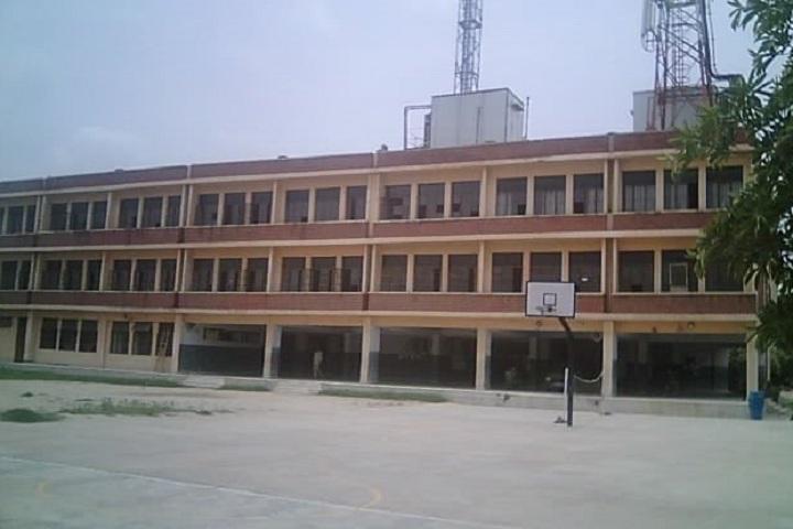 Lord Mahavira School-School View