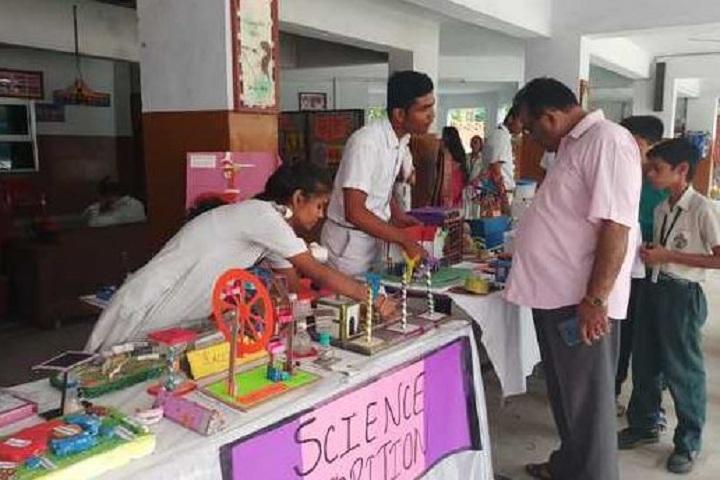 Lord Mahavira School-Science Exhibition