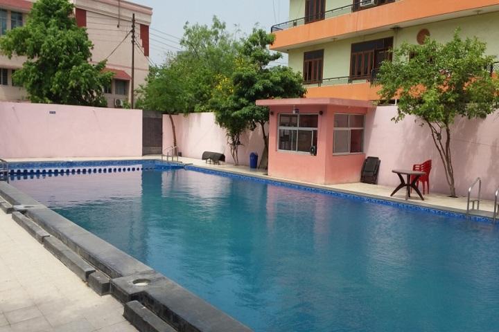 Lord Mahavira School-Swimming Pool