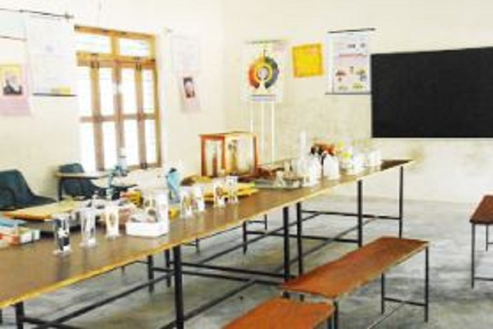Lotus Academy-Biology Lab