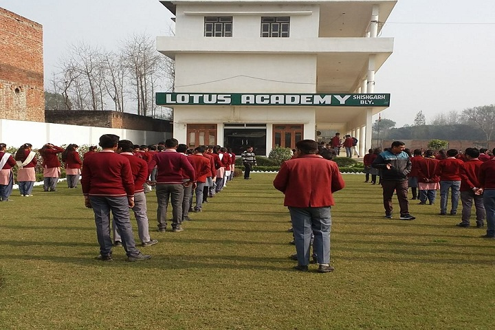 Lotus Academy-Morning Assembly