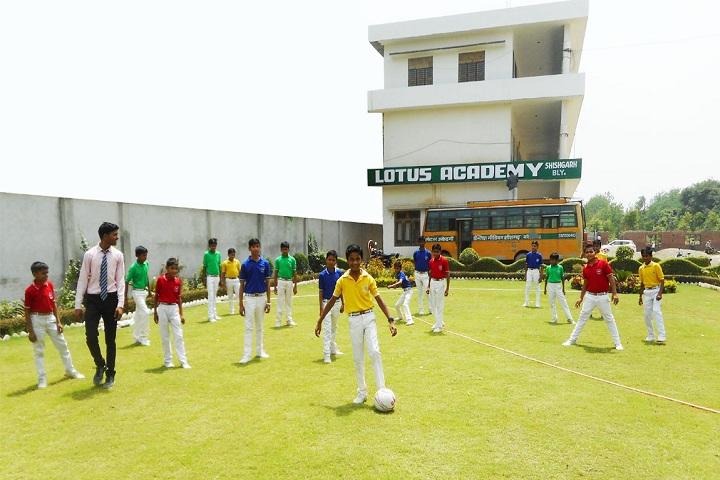 Lotus Academy-PlayGround