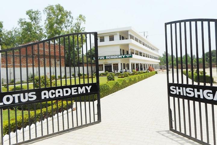Lotus Academy-School Entrance