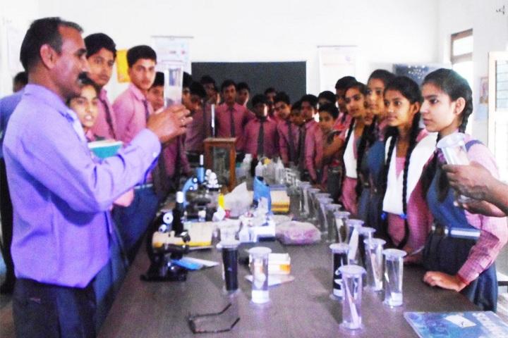 Lotus Academy-Science Lab