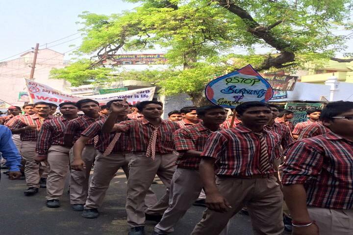Loyal Public School-Awareness Rally