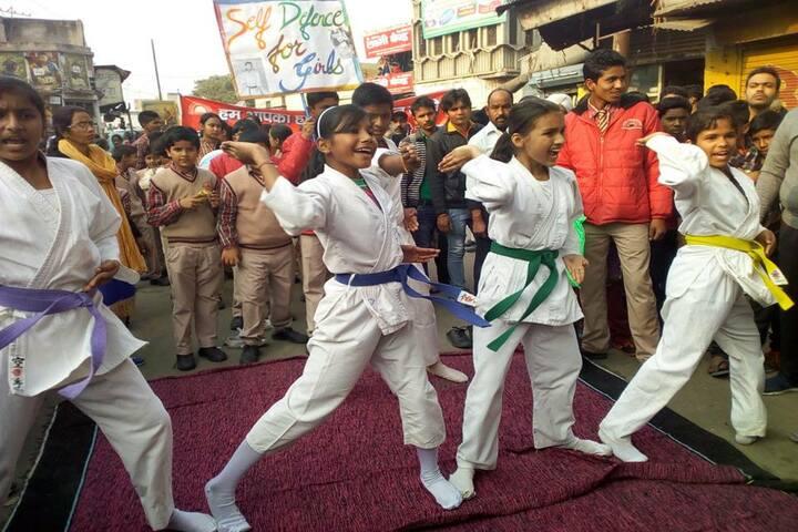 Loyal Public School-Karate Event