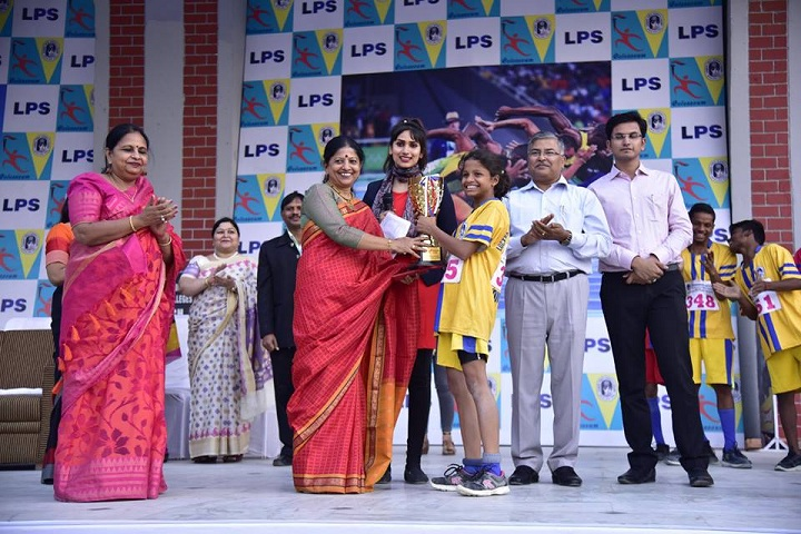 Lucknow Public College-Awards