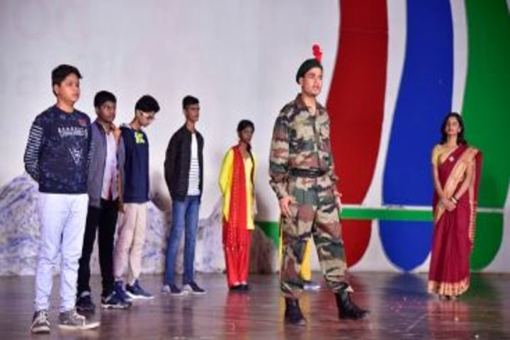 Lucknow Public College-Drama