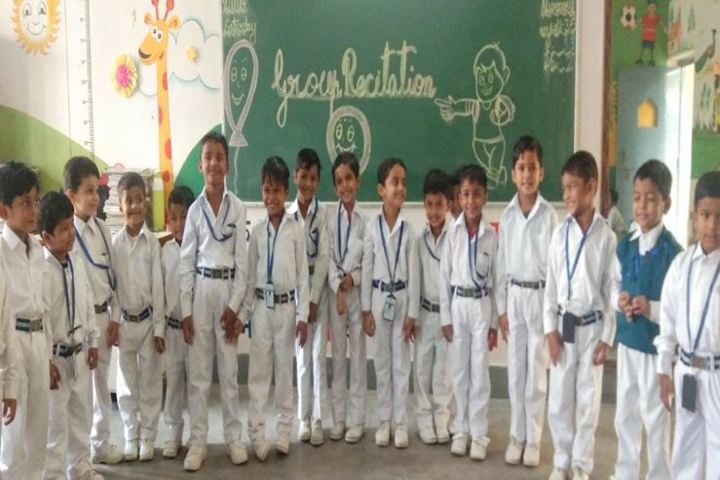 Lucknow Public School-Group Recitation