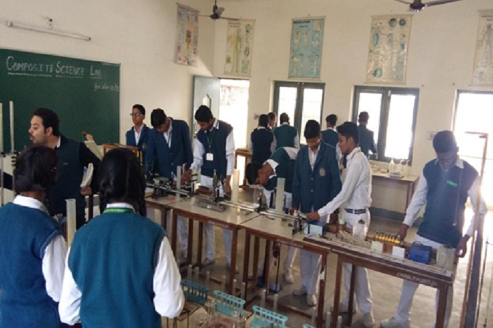 Lucknow Public School-Science Lab