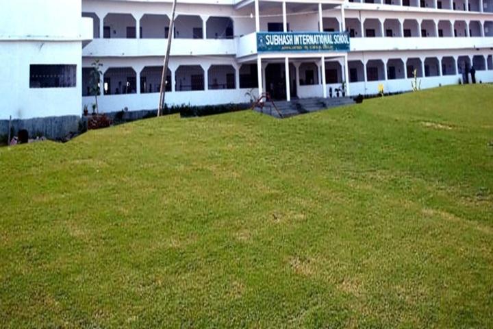Subhash International School-Play-Ground