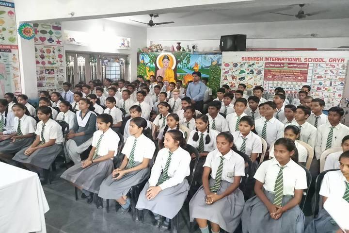 Subhash International School-Workshops