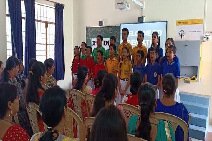 Lucknow Public School-Orientation Program