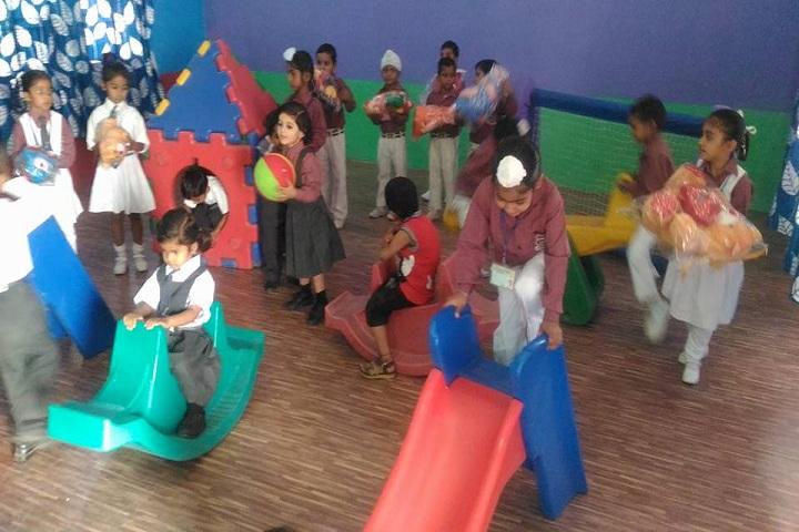 Lucky Children Junior High School-Kids Play Area