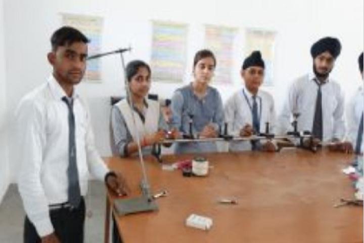 Lucky Children Junior High School-Physics Lab